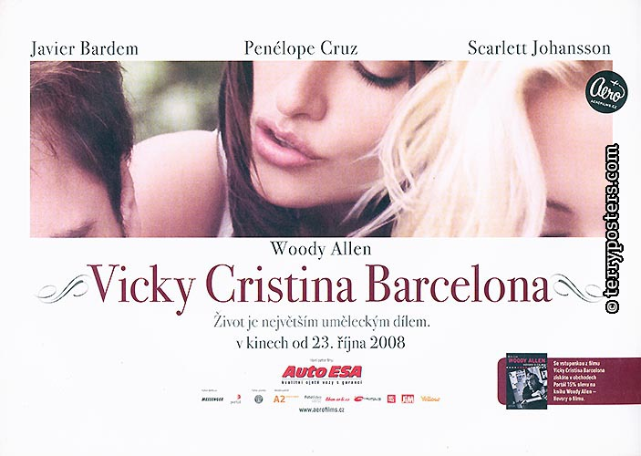 Woody allen's vicky cristina barcelona sex scene clips